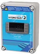 Traitement Label Hydro Sud