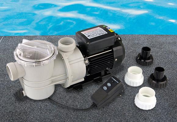 Filtration piscine horssol  en toute simplicité