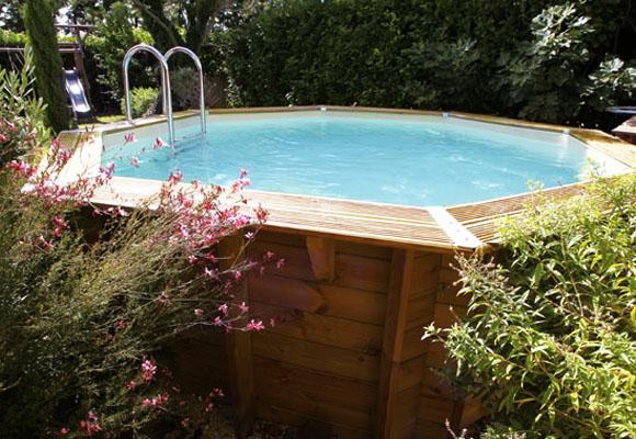 piscine bois de qualite